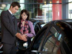 Kvindelig bilkøber